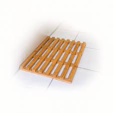 holzvorleger aus bambus