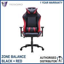 Tesoro Zone Balance Gaming Chair [3 Colour Options]