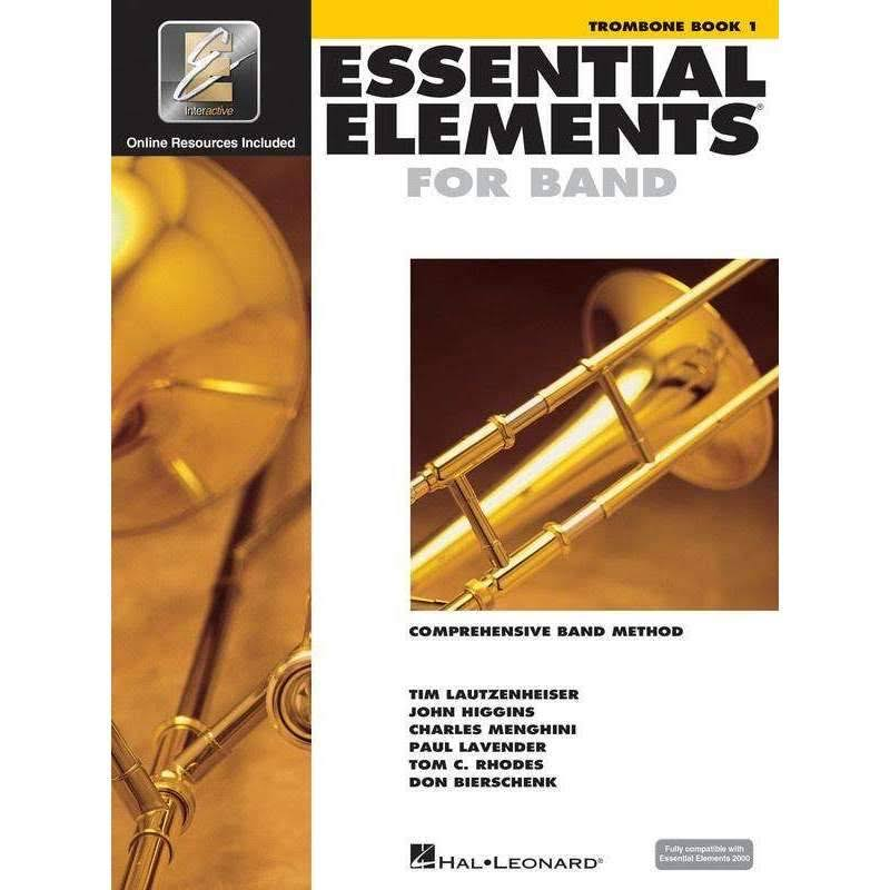 Essential Elements For Band - Tom C. Rhodes