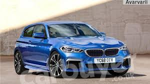 New BMW 1 Series goes front wheel drive