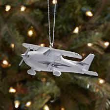 Cessna 172 Christmas Ornament From Sportys Pilot Shop