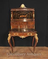 bureau bonheur du jour antique empire bonheur du jour writing desk bureau inlay