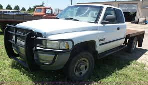 1998 Dodge Ram 2500 Laramie SLT Club Cab Flatbed Pickup Truc... Histria Dodge Ram 19812015 Carwp Used Lifted 1998 1500 Slt 4x4 Truck For Sale Northwest Pickup Wikipedia Mickey Thompson Classic Iii Skyjacker Sport 2001 2500 Information And Photos Zombiedrive Bushwacker Cracked Dashboard Page 2 Carcplaintscom 3500 Interior Bestwtrucksnet 12 Valve Cummins 600hp 5 Speed Carsponsorscom Hd 4x4 Quad Cab 8800 Gvw Cars For