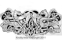Collection Of 25 Nice Celtic Armband Tattoo Design