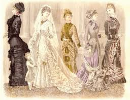A Fashion Plate From Godeys Ladys Book Vol 98 March Was One Of The Most Popular Magazine Century With Hand Tinted