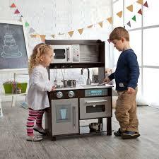 Toddler Kitchen Set Amazon Kidkraft Play With Metal Accessory Minimalist