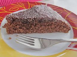 original murzynek kuchen mit kakao und kokos