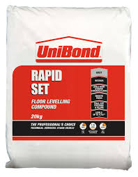 Wood Floor Patching Compound by Unibond Rapid Set Floor Levelling Compound 20kg Departments
