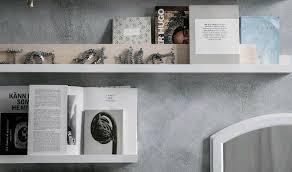ikea wandregal shabby deko regal bilderleiste leiste wohnzimmer