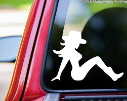 Pair Mudflap Cowgirl Vinyl Decal Stickers - Trucker Girl Lady ... Amazoncom Thick Girls Jdm Decal Vinyl Stickercars Trucks Walls Woman Arrested With Antitrump Sticker Now Targeting Sheriff 50 Pcslot I Like That Like Funny Sticker Powered By Bitch Dust Car Window Stickers Diesel Girl Yes This Is My Truck No You Cant Drive It Vinyl Graphic Whosale 20 2x Sexy Girl Silhouette Stickers Mud Flap Car Styling Ktm Just Got Passed By A Cars Styling Lip Anime Elegant Design For Simple Look Pretty Play Dirty Mudding Jeep Laptop Dodge Ram Pink Camo X Front Three Quarter With