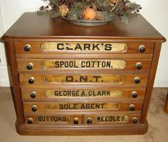 iron horse antiques spool ribbon cabinets part 1