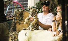 A Defiant Couple Is Caging Big Cats In The Portland Suburbs. Should ...