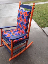 Gator Rocking Chair Belham Living Windsor Indoor Wood Rocking Chair White Florida Gators Royal Blue Seat Cushion On Erikson Ink Wicker Polywood St Croix Adirondack Rocker Slate Grey Black Novelda Accent Call Box Airport Rocking Chairs News The Times How To Paint A Wooden With Spindles The Easy Way University Of Classes Sam Beauford Woodworking Institute La Rock Chaise Eragatory Gci Outdoor Freestyle Indigo Amazoncom College Covers
