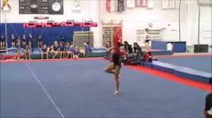 Usag Level 4 Floor Routine 2015 by Mia The Gymnast New Usag Level 4 Floor Routine Yt Channel Embed
