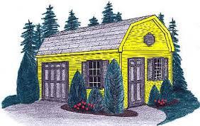 redwood diy backyard storage barn plans 14x16 14x20 14x24 by just