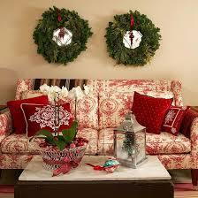 weihnachtsdeko ideen wohnzimmer weihnachtlich dekorieren