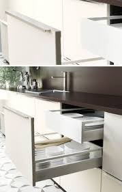 Kitchen Cabinet Hardware Ideas by Ikea Ringhult Kitchen In Gloss White Island Ideas Pinterest