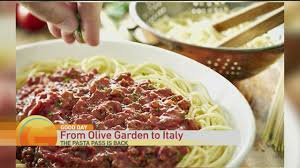 From Olive Garden to Italy  Good Day Sacramento