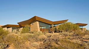 100 The Wing House Desert Kendle Design ArchDaily