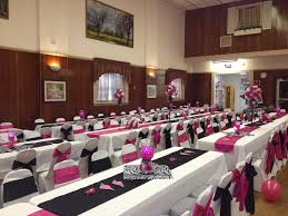 Quinceanera Zebra Hot Pink Decoration Ideas Seshalyn Party