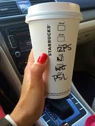 Starbucks Pumpkin Spice Frappuccino Bottle by Summer Wind Pumpkin Spice Latte Hack