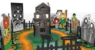 Halloween Attractions In Nj 2014 by Discover How Mall Halloween Displays Increase Visitation Center