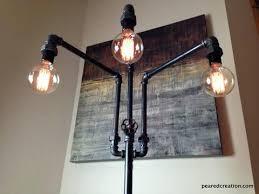 floor l edison bulb adjustable floor l industrial furniture