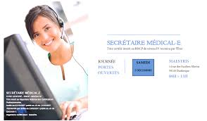 maestris secrétaire médicale accueil