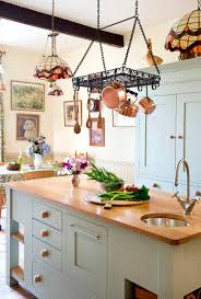 How to Hanging Kitchen Pot Rack TheyDesign TheyDesign