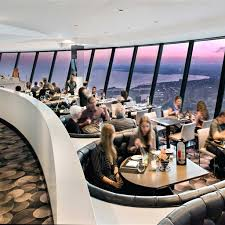 Skylon Tower Revolving Dining Room by 360 The Restaurant At The Cn Tower Toronto On Opentable