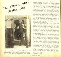 A Trucking-music Blast From The Past