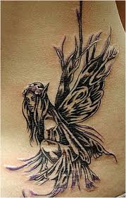 Tattoopictureart The Reason Why Fairy Tattoos Are So Sexy