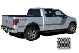 100 2014 Ford Truck Models FORCE TWO Screen Print F150 Stripes FX Appearance Package