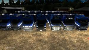 Forza Trucking VTC Weekly Convoy : EuroTruck2