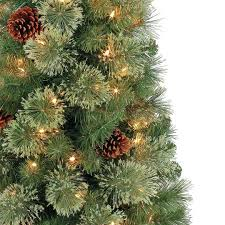 Sears Xmas Trees Awesome Artificial Cashmere At Christmas Slim