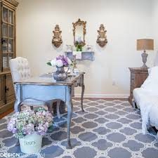 French Country Office Decor Ideas How One Item Can Unify A Room