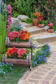 These Modern And Stylish Outdoor Steps Feature Bricks Pebbles Huge Stones You Can