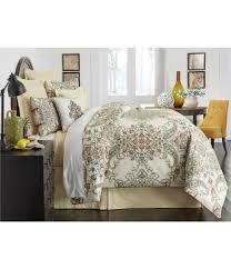 Vince Camuto Bedding by Villa By Noble Excellence Fontana Floral Paisley Medallion U0026 Ogee