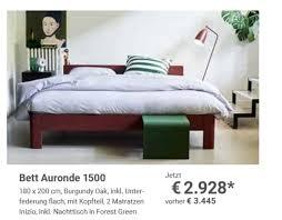 summer sale angebot auping auronde schlafzimmer und