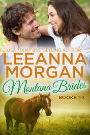 Montana Brides Boxed Set Books 1 3