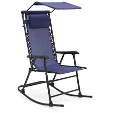 Best Choice Products Outdoor Folding Zero Gravity Rocking Chair W/  Attachable Sunshade Canopy, Headrest - Navy Blue Buy Marine Folding Deck Chair For Boat Anodized Alinum Navy Advantage Slate Blue Metal Edpi903mnavy Polyester Cover Foldable Small Set Of 2 Chairs With Carrying Bags X10033 Vetta Recling Chair By Emu Camping Chairs X Fold Up Navy Blue In Hove East Sussex Gumtree Check Out Quik Shade Quick Deluxe Quad Camp Shopyourway Coleman Pioneer Chair Navy Blue Flat Fold Recliner 8 Position Sports West Virginia U Mountaineers Digital P Stretch Spandex Classic Series Navygray Fabric Padded Hinged Triple Cross Braced