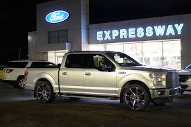 100 Truck Lowering Kits Ford Racing Lowering Kit With 24 Chrome DUBs Ford F150 Forum
