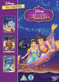 the aladdin trilogy dvd amazon co uk ron clements tad stones