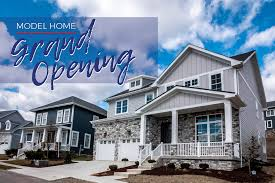 100 Model Home Grand Opening In Newbury Set For March 23 Benjamin