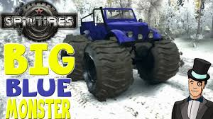 Spintires - BIG BLUE MONSTER TRUCK - Mod Spotlight - YouTube Building Dreams Truck News A Big Blue Truck In The Vehicle Mirror Stock Photo 80679412 Alamy Photo Image_picture Free Download 568459_lovepikcom Fast Company Last Night At Midnight A Fire Big Blue Head Video Footage Videoblocks Back Of Garbage In City Picture And European With Trailer Vector Image Artwork Jnj Express On Twitter Check Out Mr Murrell 509 And His Intertional Workstar Dump Lorry Parade Buffalo Food Trucks Roaming Hunger Waymo Is Testing Selfdriving Georgia Wired Big Blue Mud Truck Walk Around At Fest Youtube