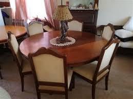 R 5 500 For Sale 6 Seater Dining Room Table R5500 Port Elizabeth