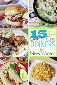 15 Quick And Easy Dinners