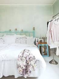 Vintage Pastel Bedroom Beautiful Blue Bedroom With Vintage Style