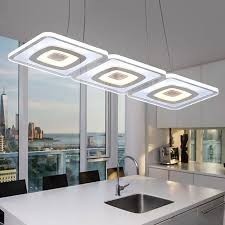 modern commercial lighting office led pendant lights glass room