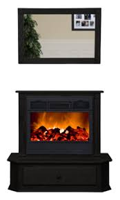 Amish Fireplace By Heat Surge Roll N Glow